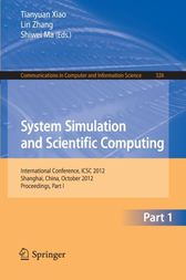 System Simulation and Scientific Computing by Tianyuan Xiao
