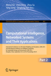 Computational Intelligence, Networked Systems and Their Applications by Minrui Fei