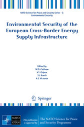 Environmental Security of the European Cross-Border Energy Supply Infrastructure by M.G. Culshaw