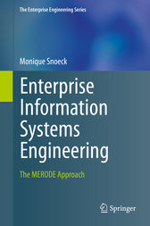 Enterprise Information Systems Engineering by Monique Snoeck