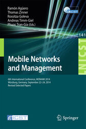 Mobile Networks and Management by Ramón Agüero