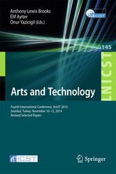Arts and Technology by Anthony Lewis Brooks