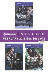 Harlequin Intrigue February 2016 - Box Set 2 of 2 by Paula Graves