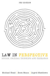 The Law in Perspective by Michael Head