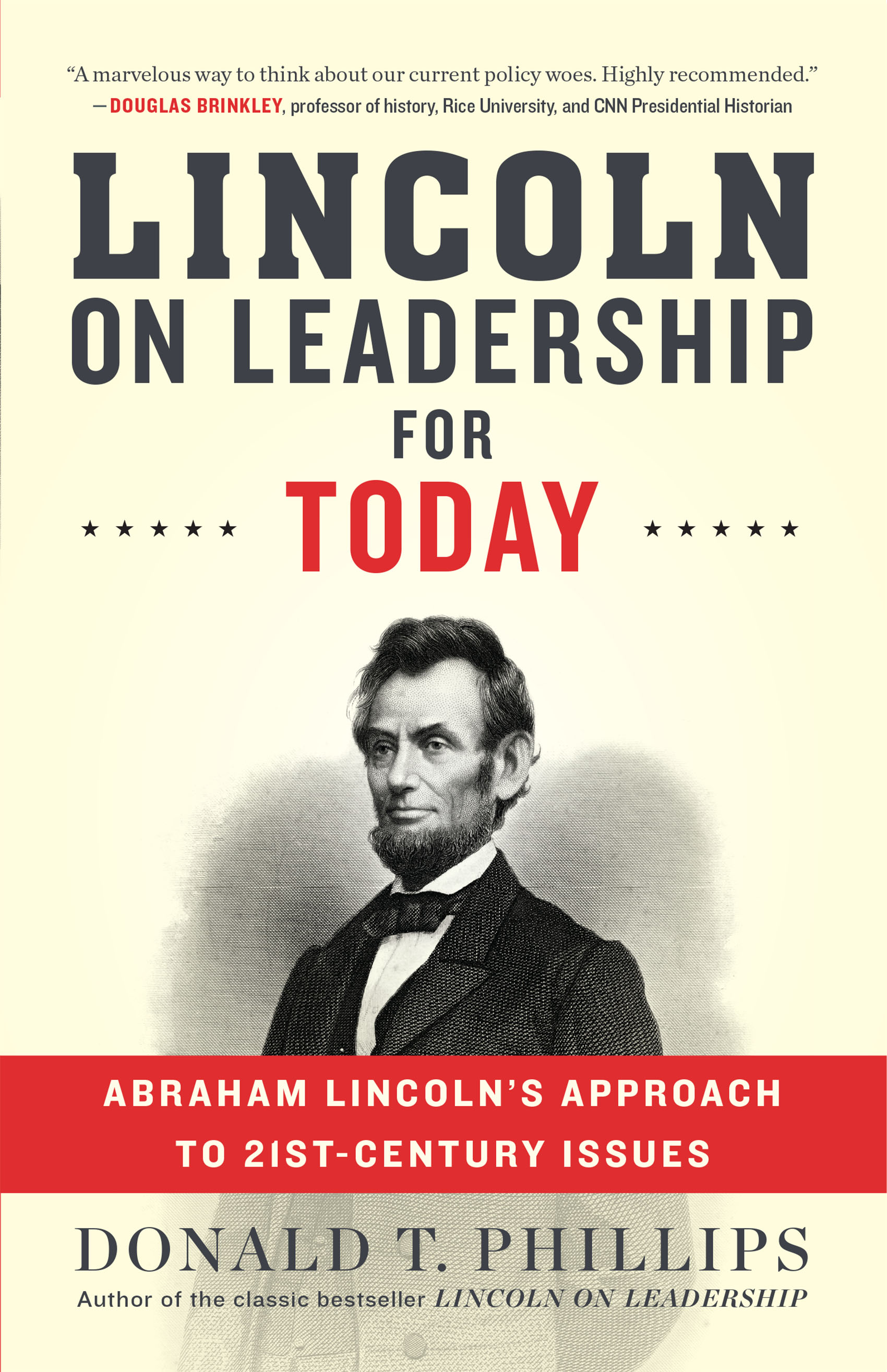 Download Ebook Lincoln on Leadership for Today by Donald T. Phillips Pdf
