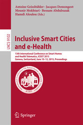 Inclusive Smart Cities and e-Health by Antoine Geissbühler