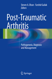 Post-Traumatic Arthritis by MD Olson