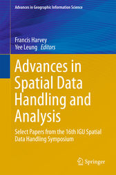 Advances in Spatial Data Handling and Analysis by Francis Harvey