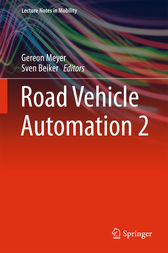 Road Vehicle Automation 2 by Gereon Meyer