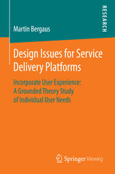 Design Issues for Service Delivery Platforms by Martin Bergaus