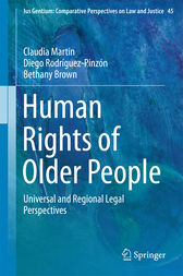 Human Rights of Older People by Claudia Martin