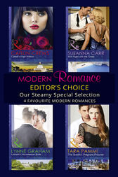 Modern Romance February 2016 Editor's Choice: Leonetti's Housekeeper Bride / The Sheikh's Pregnant Prisoner / Castelli's Virgin Widow / Illicit Night with the Greek by Lynne Graham