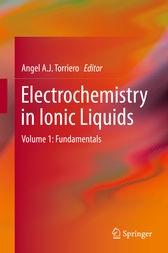 Electrochemistry in Ionic Liquids by Angel A. J. Torriero