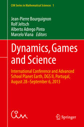 Dynamics, Games and Science by Jean-Pierre Bourguignon