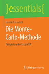 Die Monte-Carlo-Methode by Harald Nahrstedt
