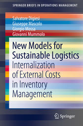 New Models for Sustainable Logistics by Salvatore Digiesi