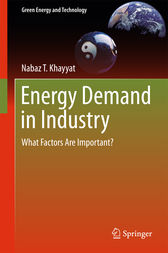 Energy Demand in Industry by Nabaz T Khayyat