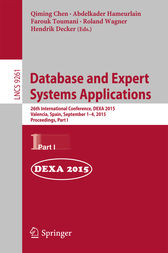 Database and Expert Systems Applications by Qiming Chen