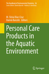 Personal Care Products in the Aquatic Environment by M. Silvia Díaz-Cruz