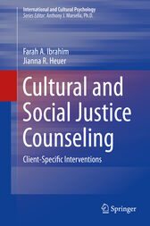 Cultural and Social Justice Counseling by Farah A. Ibrahim