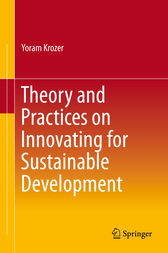 Theory and Practices on Innovating for Sustainable Development by Yoram Krozer