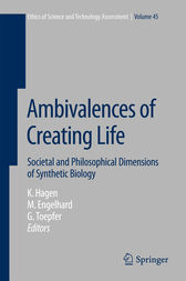Ambivalences of Creating Life by Kristin Hagen