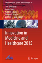 Innovation in Medicine and Healthcare 2015 by Yen-Wei Chen