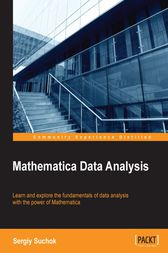 Mathematica Data Analysis by Sergiy Suchok