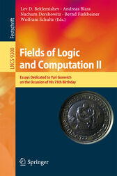 Fields of Logic and Computation II by Lev D. Beklemishev