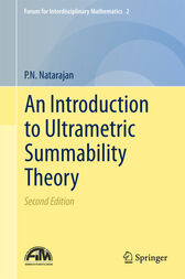 An Introduction to Ultrametric Summability Theory by P.N. Natarajan