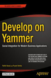 Develop on Yammer by Pathik Rawal
