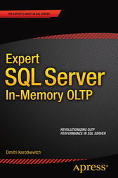 Expert SQL Server in-Memory OLTP by Dmitri Korotkevitch