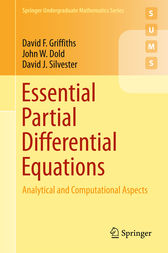 Essential Partial Differential Equations by David F. Griffiths