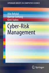 Cyber-Risk Management by Atle Refsdal