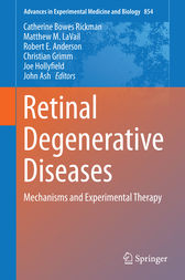 Retinal Degenerative Diseases by Catherine Bowes Rickman