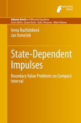 State-Dependent Impulses by Irena Rachunková