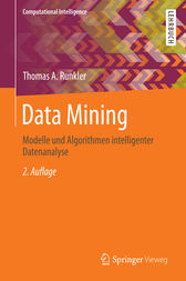 Data Mining by Thomas A. Runkler