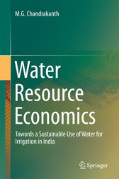 Water Resource Economics by M.G. Chandrakanth