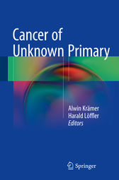 Cancer of Unknown Primary by Alwin Krämer