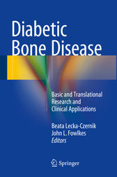 Diabetic Bone Disease by Beata Lecka-Czernik