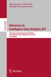 Advances in Intelligent Data Analysis XIV by Elisa Fromont