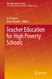 Teacher Education for High Poverty Schools by Jo Lampert
