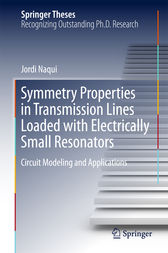 Symmetry Properties in Transmission Lines Loaded with Electrically Small Resonators by Jordi Naqui