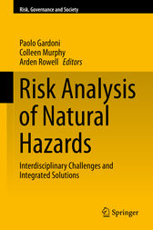 Risk Analysis of Natural Hazards by Paolo Gardoni
