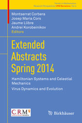 Extended Abstracts Spring 2014 by Montserrat Corbera