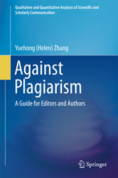 Against Plagiarism by Yuehong (Helen) Zhang