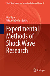 Experimental Methods of Shock Wave Research by Ozer Igra