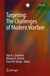 Targeting: The Challenges of Modern Warfare by Paul A.L. Ducheine