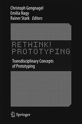 Rethink! Prototyping by Christoph Gengnagel