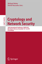 Cryptology and Network Security by Michael Reiter